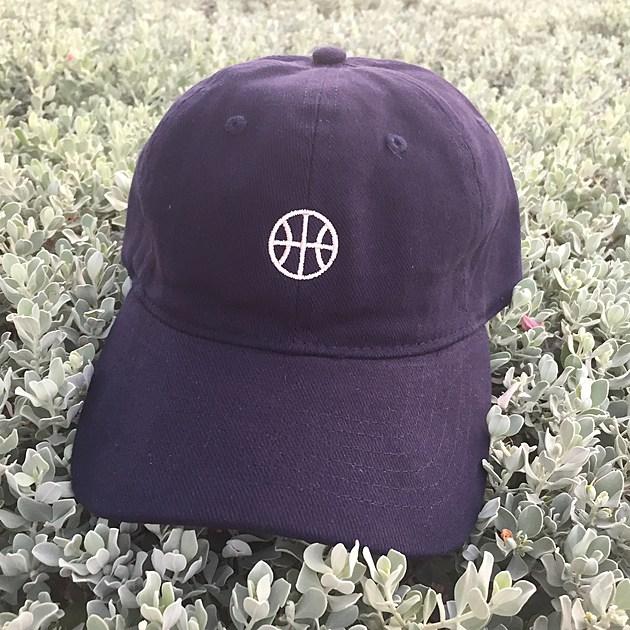 HOOPS HAT FRONT