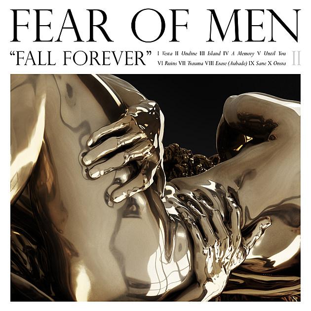 Fear of Men - Fall Forver - Album Art