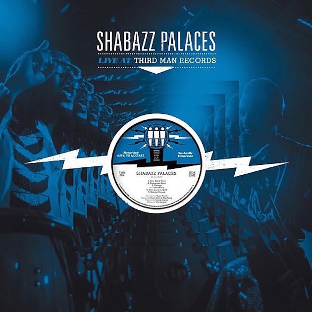 SHABAZZ LIVE AT THIRD MAN