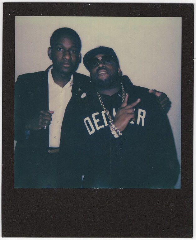 LEON BRIDGES x BIG BOI