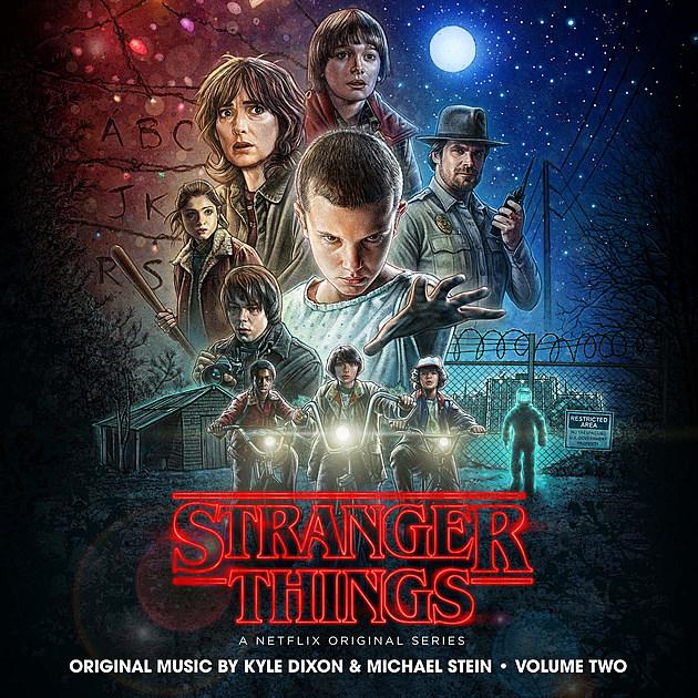 Stranger Things, Vol. 2 (A Netflix Original Series Soundtrack)