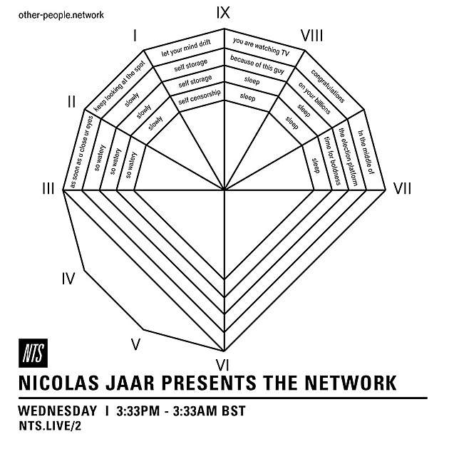 NICOLAS JAAR THE NETWORK
