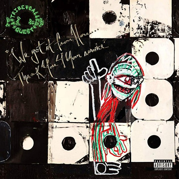 ATCQ WE GOT IT FROM HERE