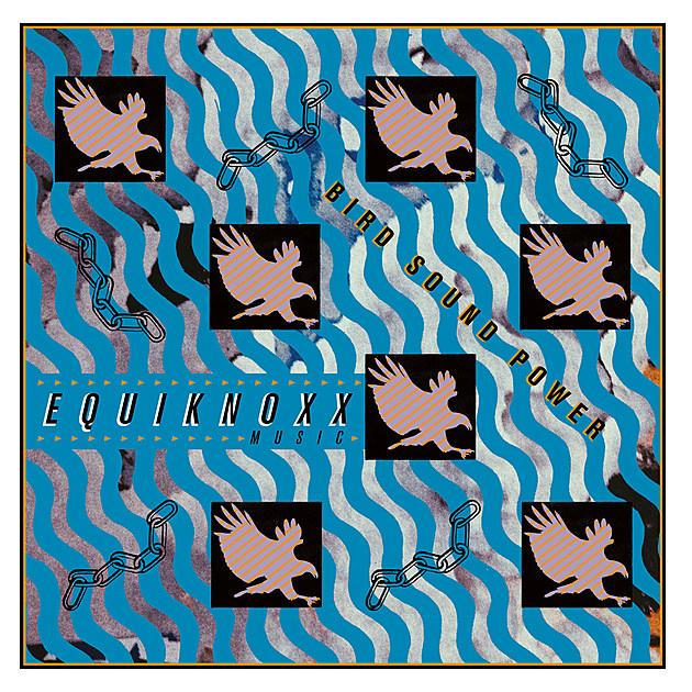 EQUIKNOXX BIRD SOUND POWER