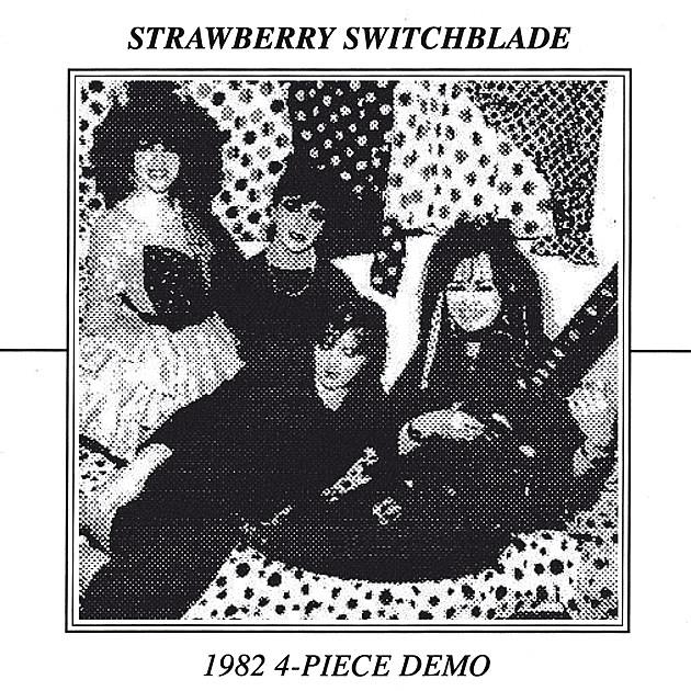 strawberry switchblade demos