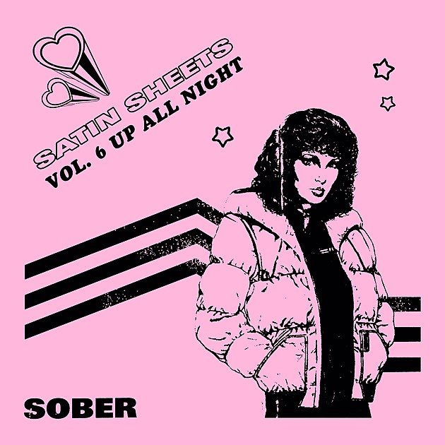 SOBER SATIN SHEETS