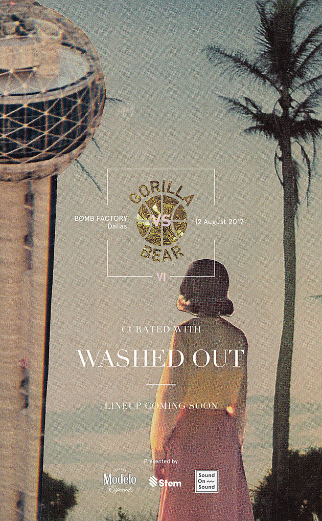 GORILLA vs BEAR VI x WASHED OUT