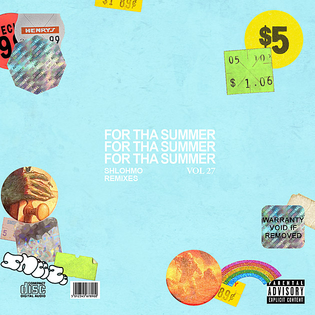 Shlohmo - For Tha Summer vol. XXVII