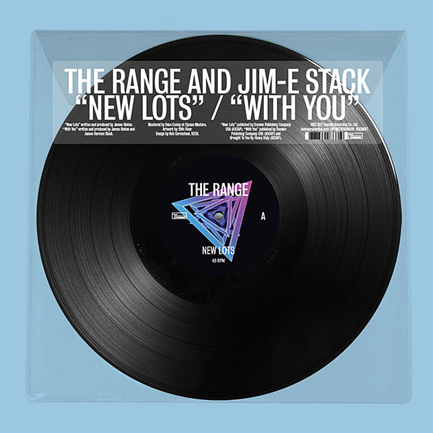 THE RANGE x JIM-E STACK