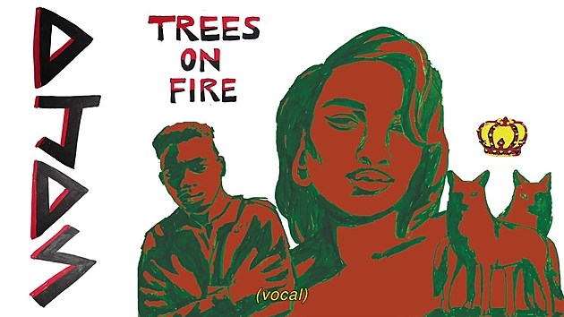 TREES ON FIRE (VOCAL)