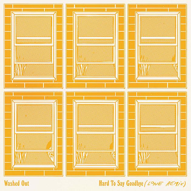 Hard To Say Goodbye (Lone Remix) - Single