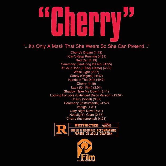 CHERRY BACK