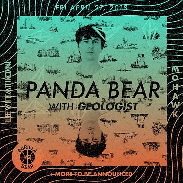 PANDA BEAR x GEOLOGIST LEVITATION
