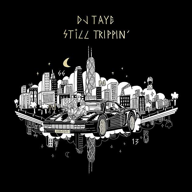 TAYE TRIPPIN