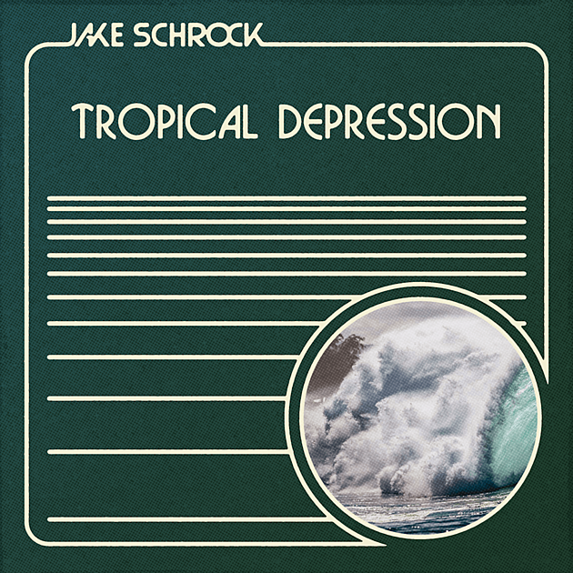 Jake Schrock - Tropical Depression (HD052) Digi Cover