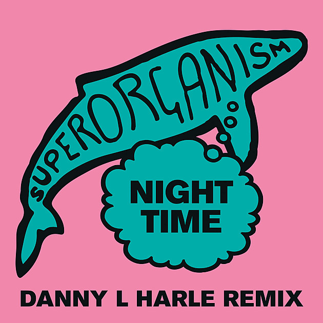 Night Time (Danny L Harle Remix) - Single