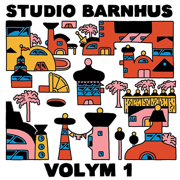 STUDIO BARNHUS VOLYM 1