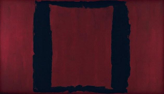 Red on Maroon 1959 Mark Rothko 1903-1970