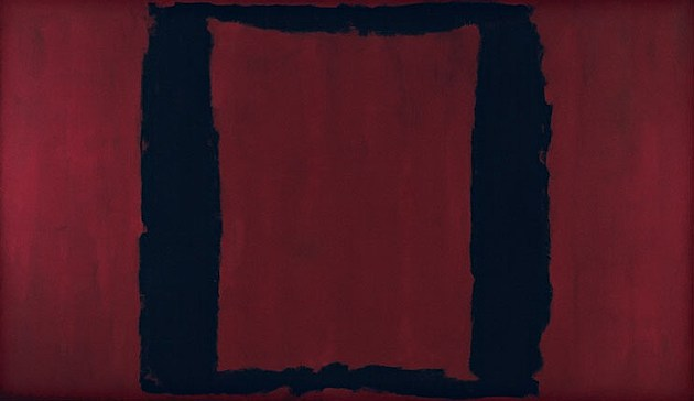Red on Maroon 1959 Mark Rothko 1903-1970