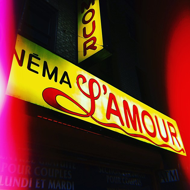 cinema l'amour