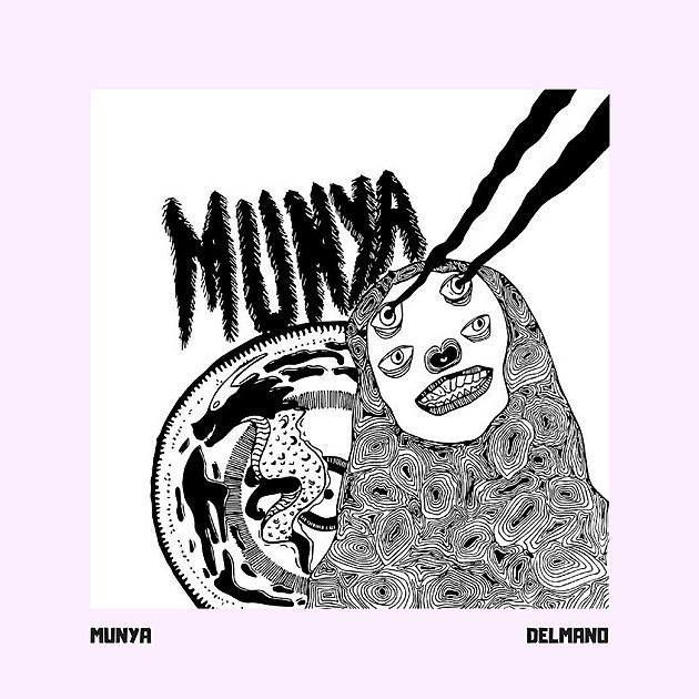 MUNYA DELMANO EP ART
