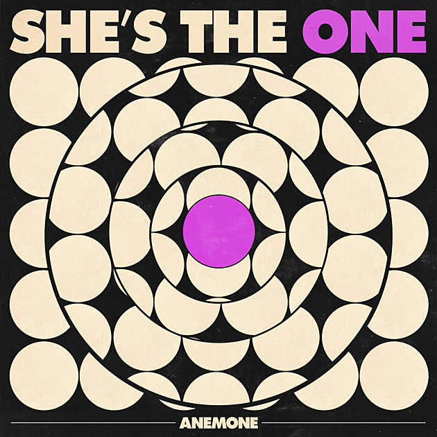 Anemone, She's The One_3