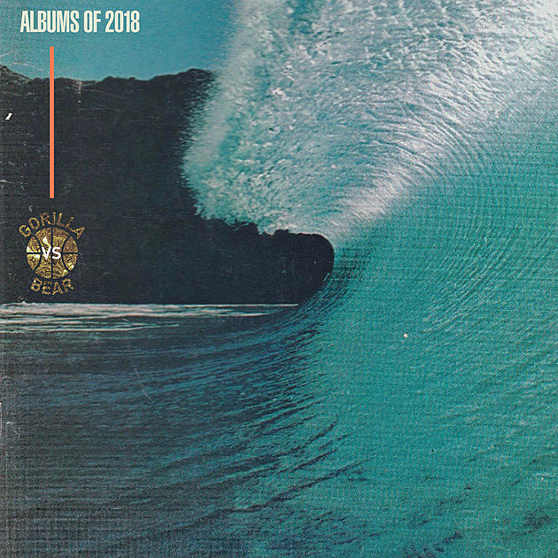 Albums Of The Year - GORILLA VS  BEAR