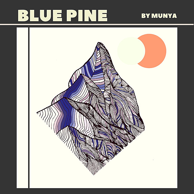 Blue Pine_artwork