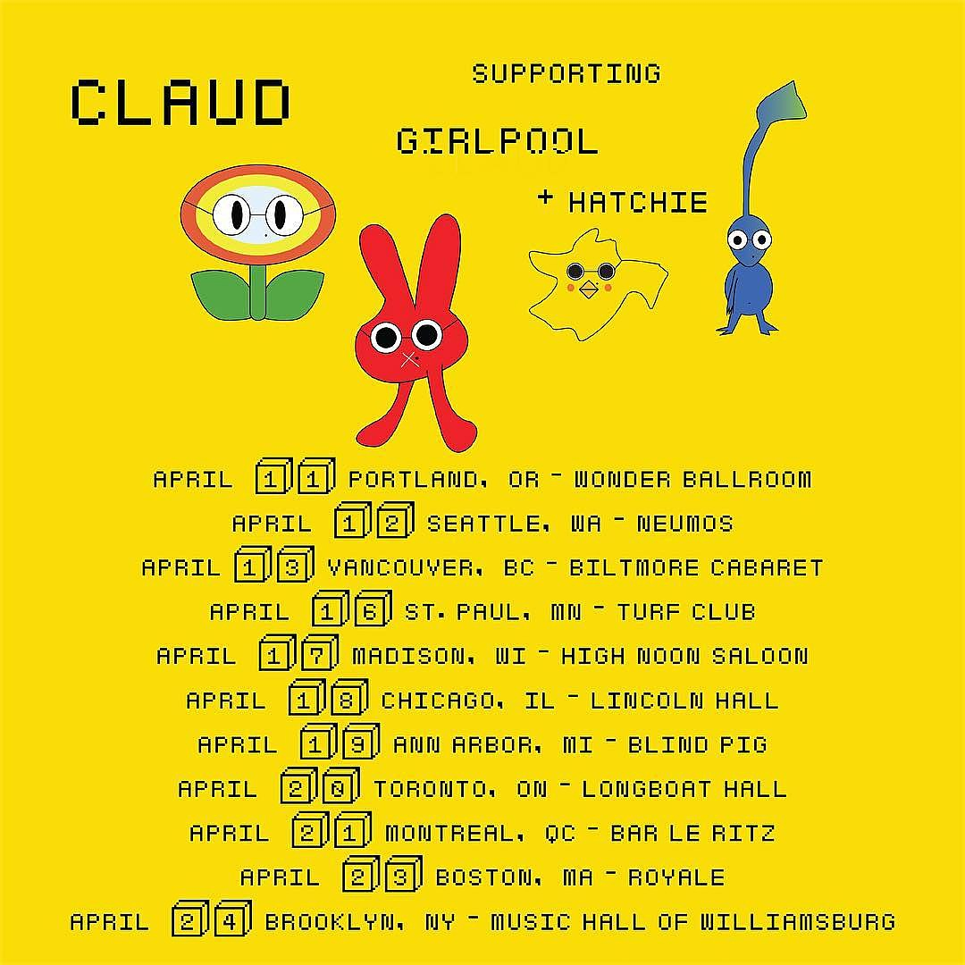 CLAUD GIRLPOOL HATCHIE