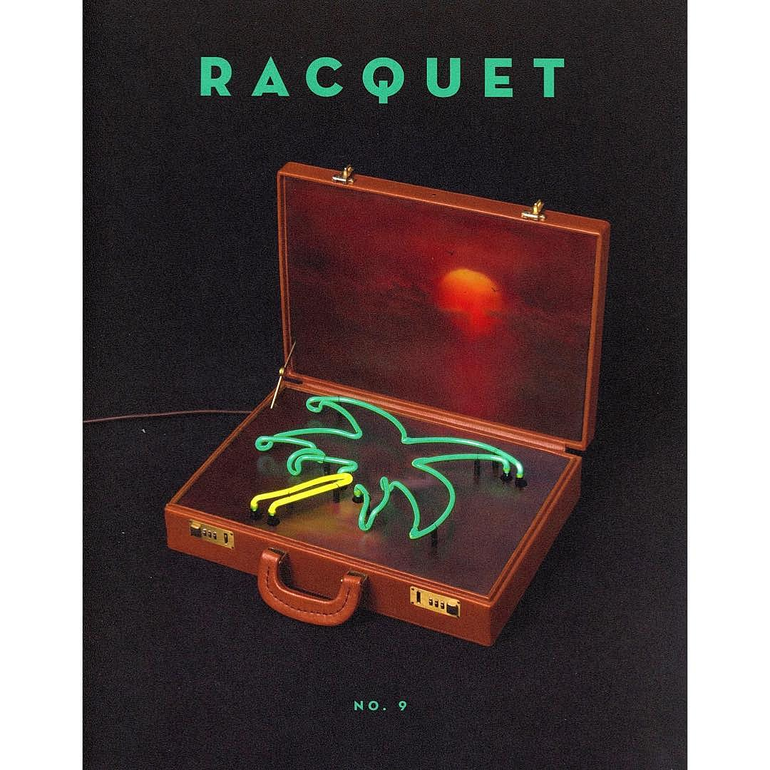 RACQUET ISSUE 9