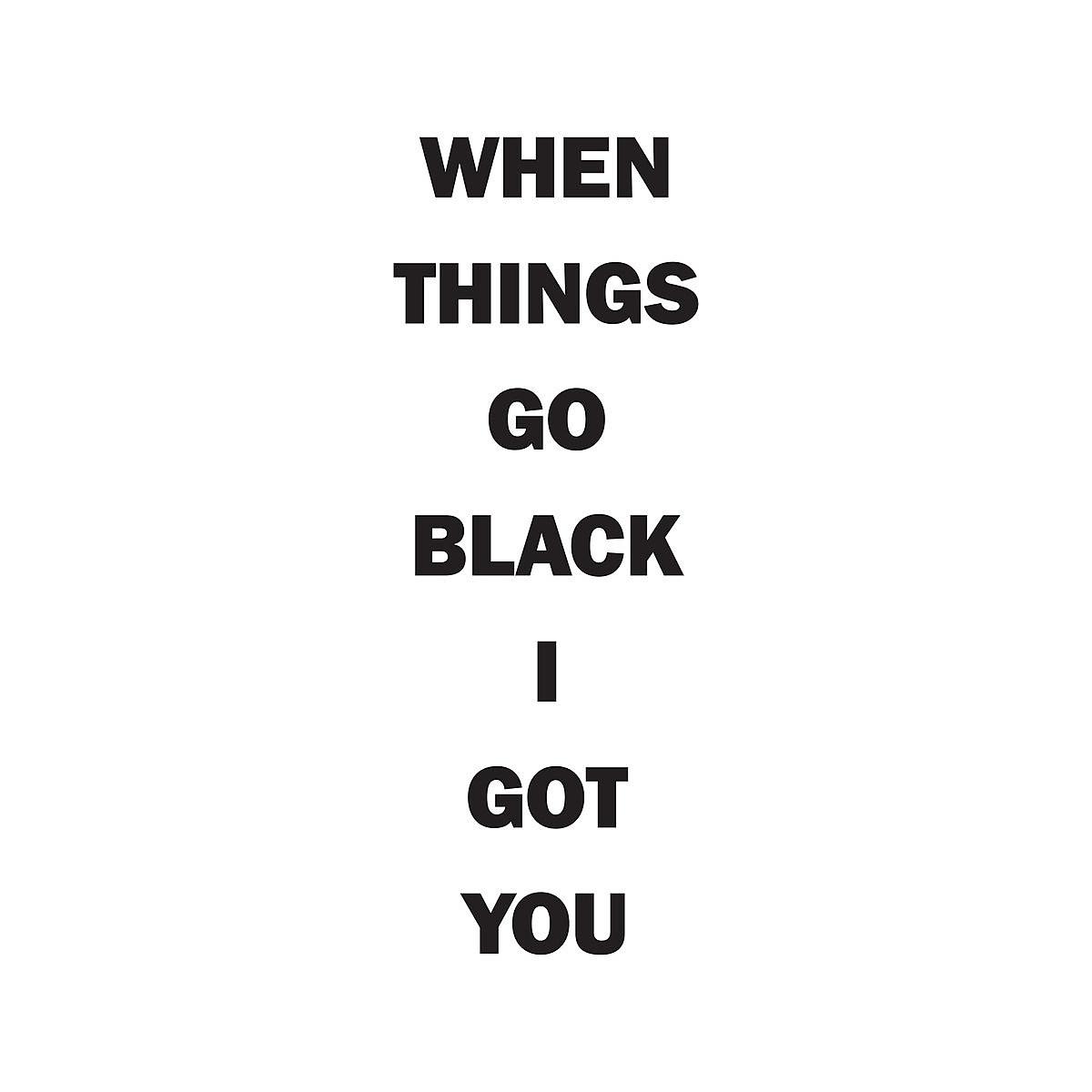 AMEN DUNES THINGS GO BLACK